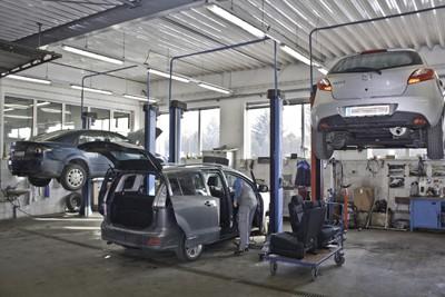 Neuerliche Erweiterung um Waschstraße und 2 Aufbereitungsplätze - Autohaus Koller | Mazda & Ford Händler