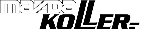 Logo bis 2012 - Autohaus Koller | Mazda & Ford Händler