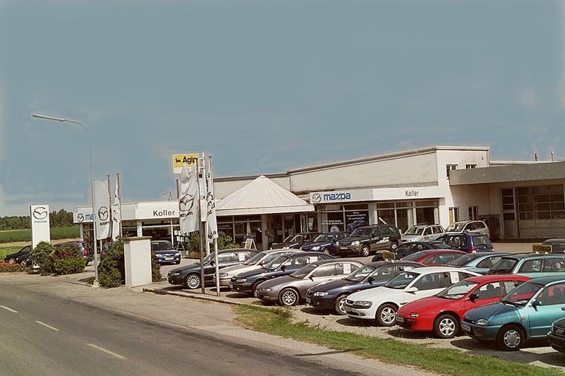 Autohaus Koller 1993 - Autohaus Koller | Mazda & Ford Händler
