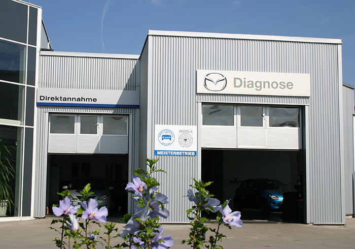 2007 neue Direktannahme - Autohaus Koller | Mazda & Ford Händler