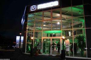 2007 feierliche Eröffnung - Autohaus Koller | Mazda & Ford Händler