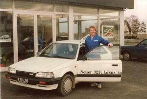 1984 Alfred Koller - Autohaus Koller | Mazda & Ford Händler