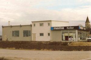 Alfred Koller übernimmt Autohaus Koller - Autohaus Koller | Mazda & Ford Händler