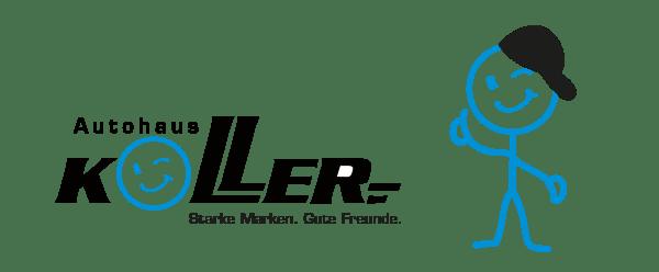 Logo und Maskotchen Kolli - Autohaus Koller | Mazda & Ford Händler
