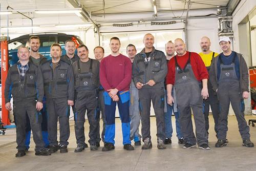 KFZ-Techniker/in gesucht- Autohaus Koller | Mazda & Ford Händler