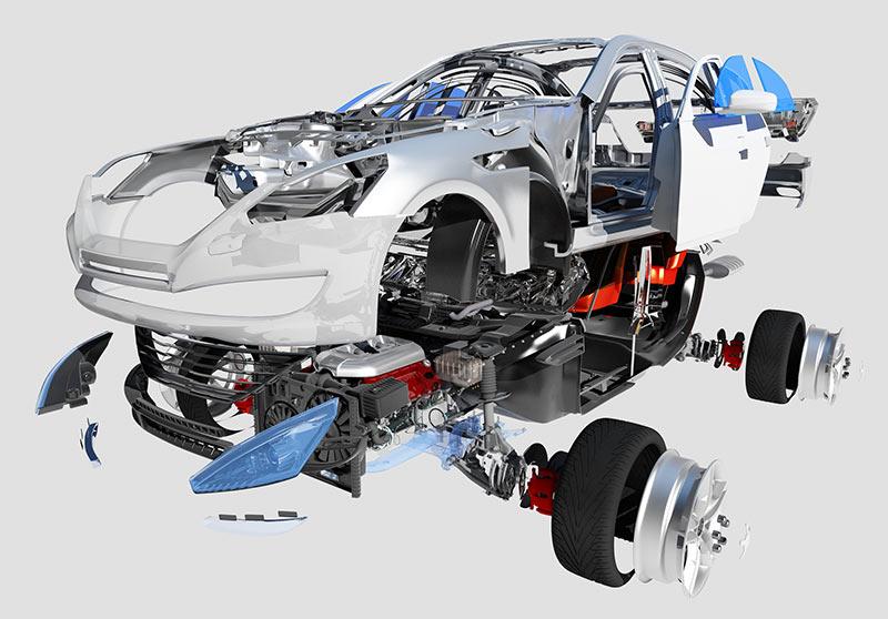 Garantie Funktionsbaugruppen - Autohaus Koller | Mazda & Ford Händler