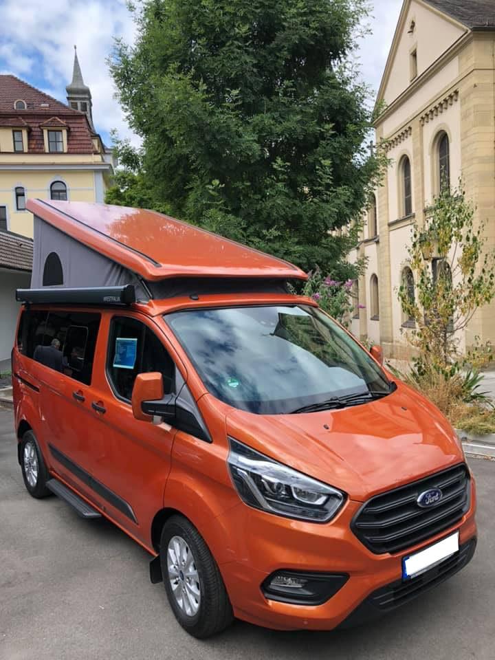Nutzfahrzeuge Beispiel Camper - Autohaus Koller | Mazda & Ford Händler