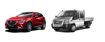 Business Angebote - Autohaus Koller | Mazda & Ford Händler