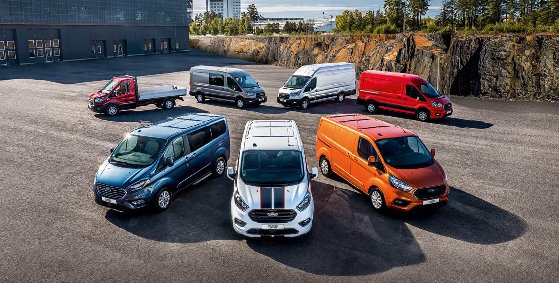 Nutzfahrezeuge - Autohaus Koller | Mazda & Ford Händler
