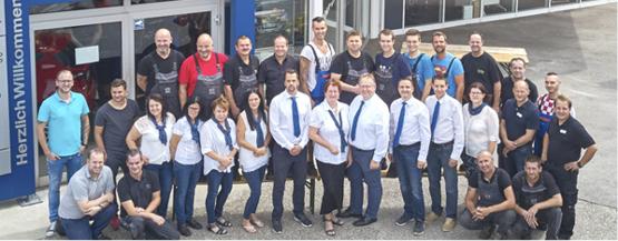 Unser Team - Autohaus Koller | Mazda & Ford Händler
